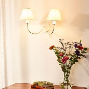 Lucide Campagne Twin Wall Light
