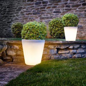 Assisi LED Planter