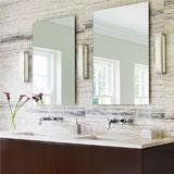 Bathroom lighting zones image 2
