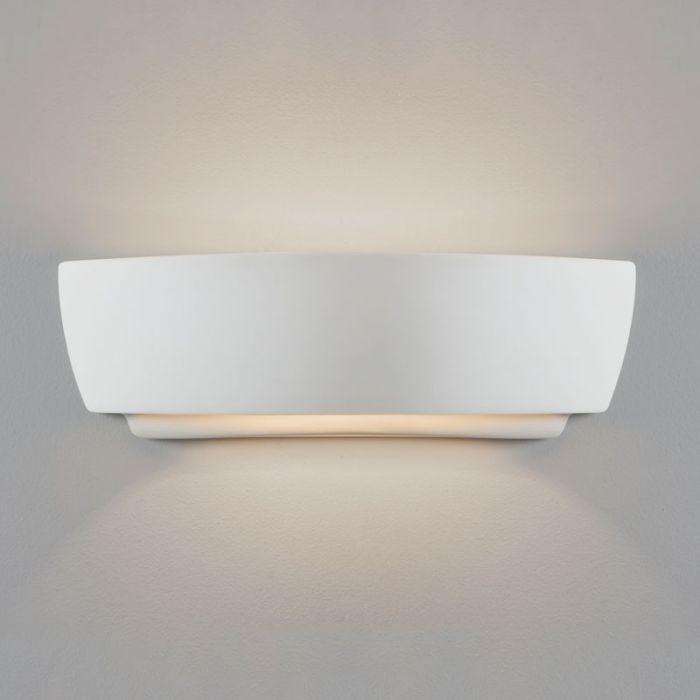 astro ceramic wall light
