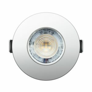 cool white fire rated downlight