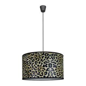 leopard easyfit ceiling shade eccentric
