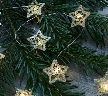 new festive lights