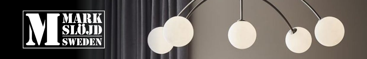stylish decorative lights by Scandinavian lighting manufacturer Markslojd