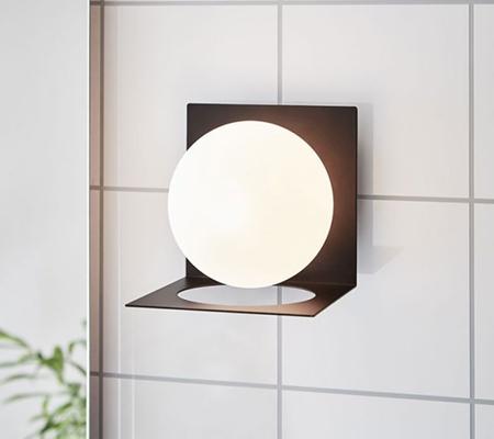 stylish wall lights by Scandinavian lighting manufacturer Markslojd