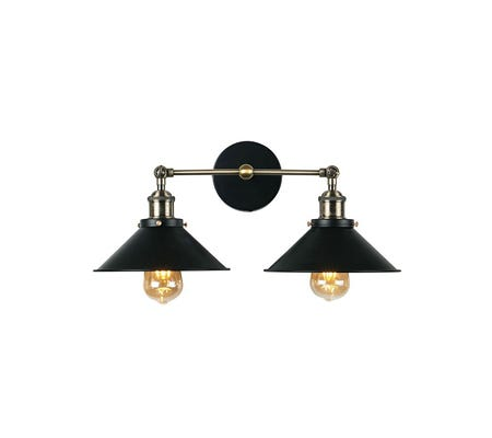 Double Arm Wall Light