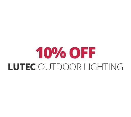 10% off Lutec