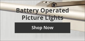 Battery Operated Picture Lights