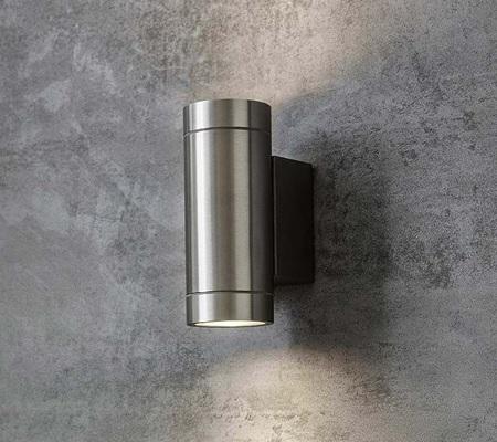 stylish outdoor lights by Scandinavian lighting manufacturer Markslojd