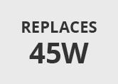 Envirolight 7W Warm White LED GLS Bulb - Screw Cap