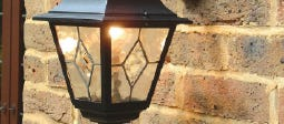 Elstead Norfolk Outdoor Lighting Collection