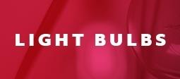 January Sale - Light Bulbs