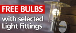 Fittings with Free Bulbs