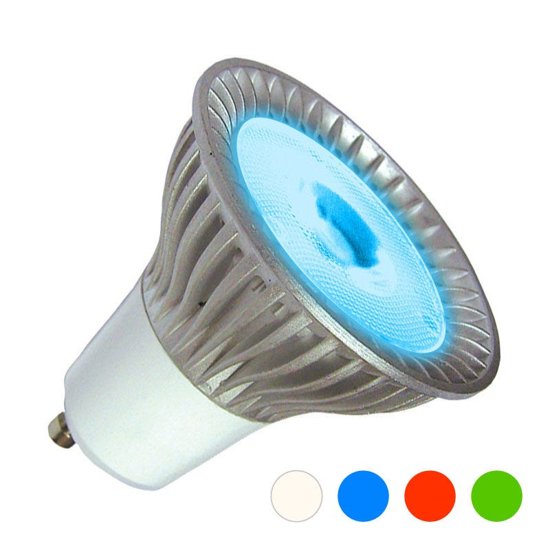 3w Colour Led Gu10s  Nondimmable