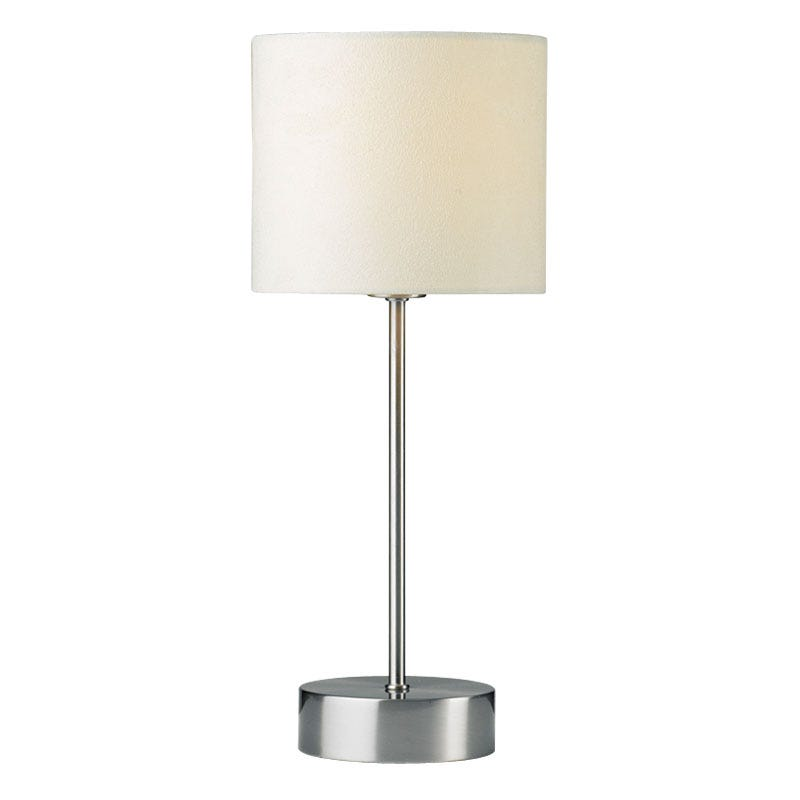 Dar Suzie Cream Touch Lamp