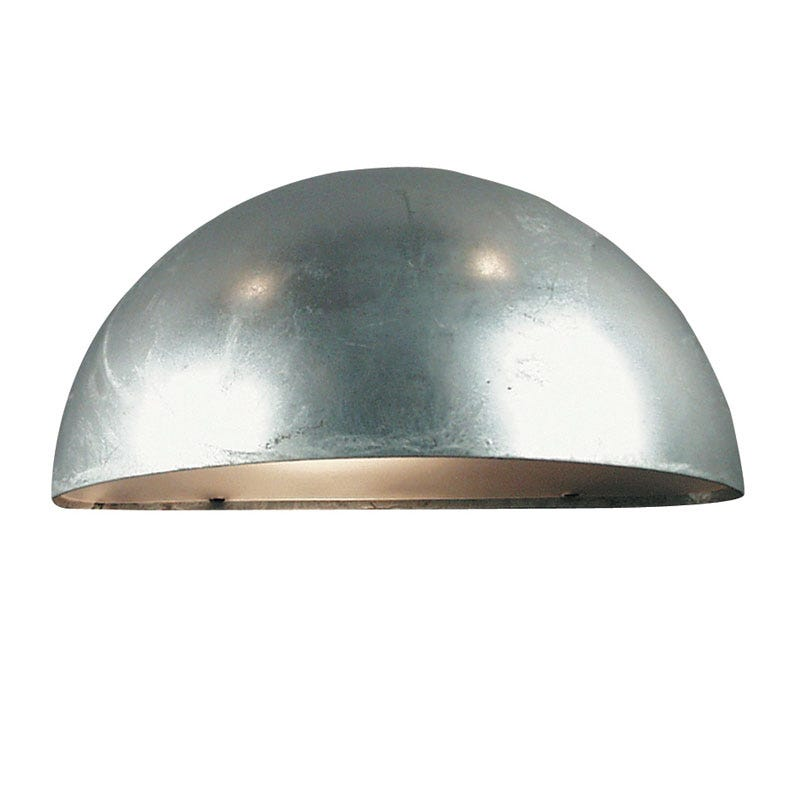 Nordlux Scorpius Maxi Outdoor Wall Light - Galvanised Steel