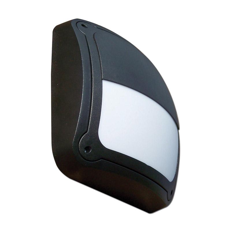 Lighting Horizon Square Bulkhead - Eyelid with Photocell