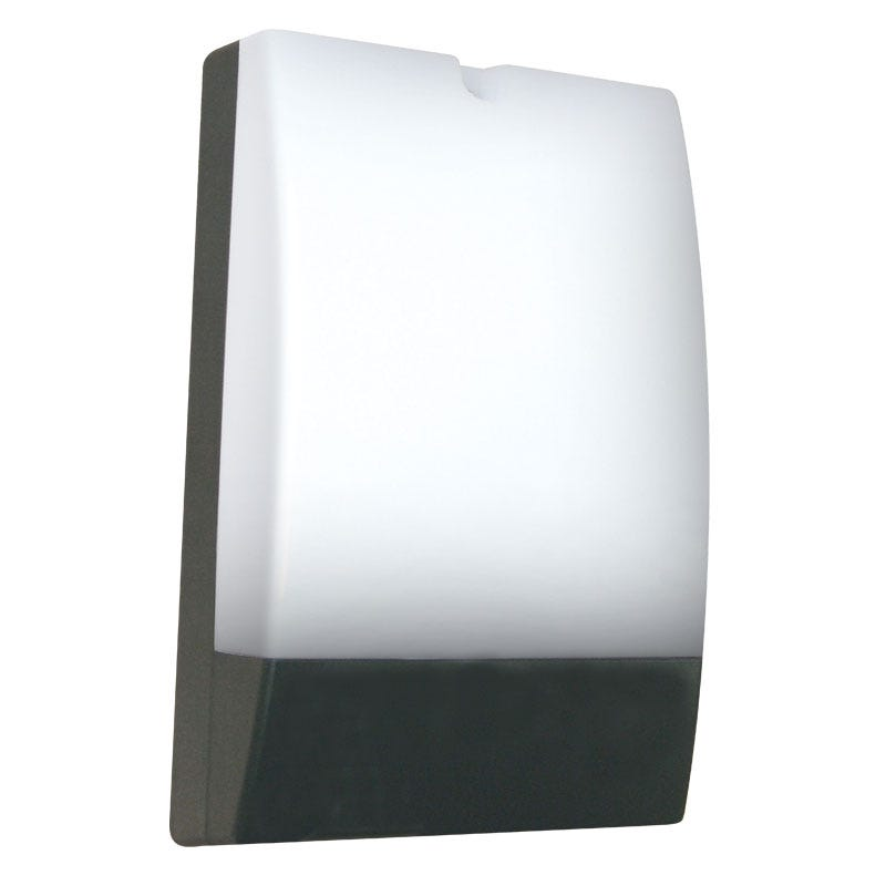 Eterna Well LED Outdoor Corner Wall Light White Best Price from Lighting Direct
