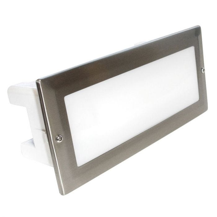 Eterna Mono Daylight LED Brick Light
