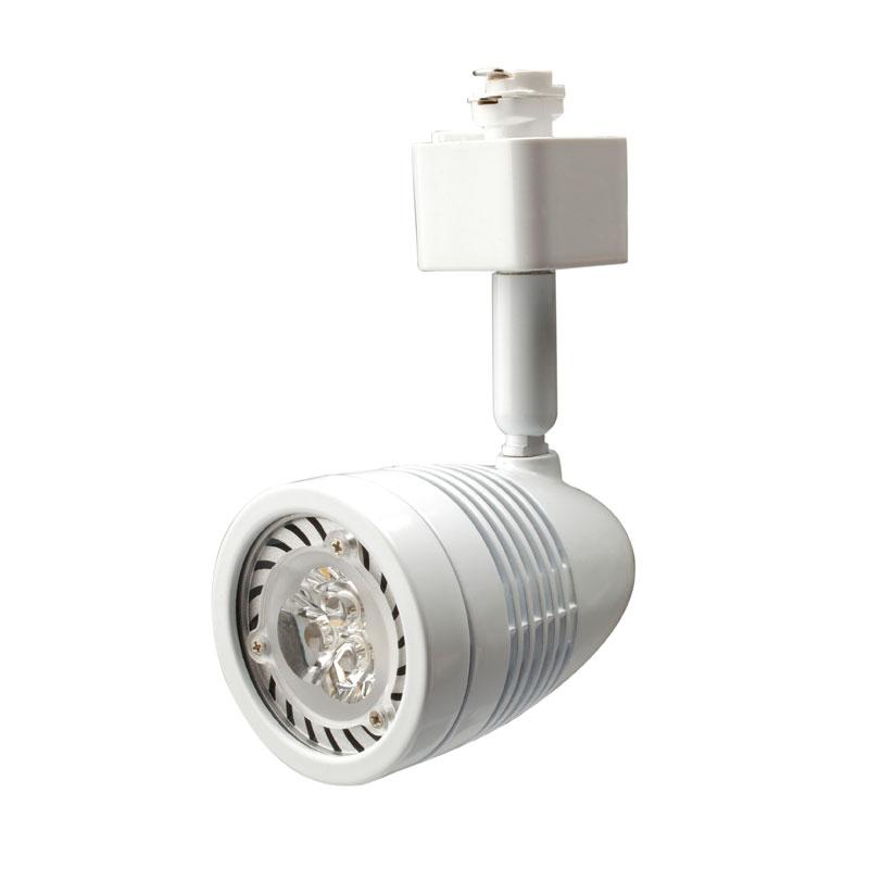Robus Acorn LED Spotlight Head - White