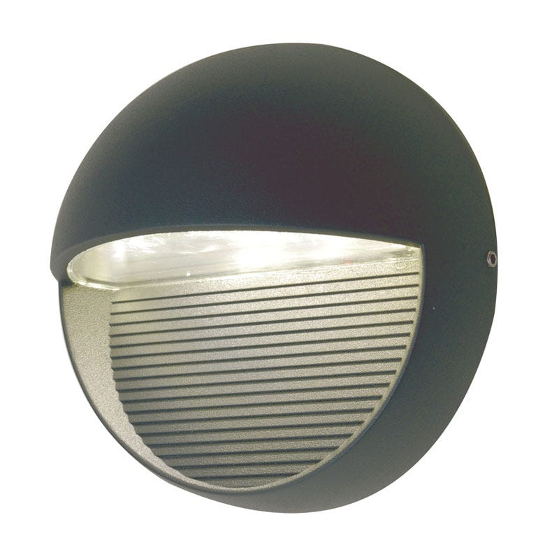 Round Led Exterior Wall Lights : SALE on Lutec Radius LED Outdoor Wall Light - Round - Lutec. Now Available our Best Price on Lutec