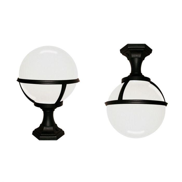 Elstead Glenbeigh Porch / Pedestal Light