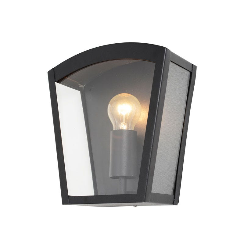 Forum Artemis Outdoor Wall Light - Black