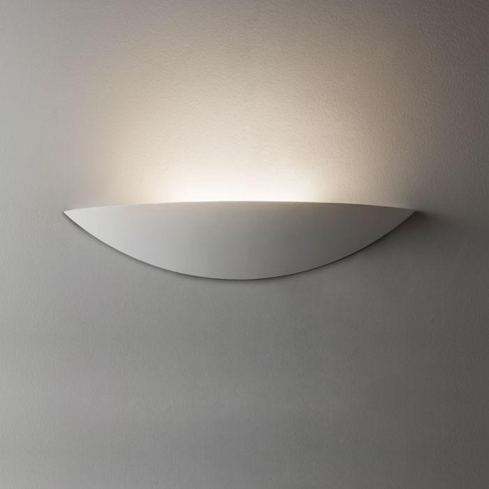 SLV Slice Ceramic LED Wall Light Best Price from Lighting Direct