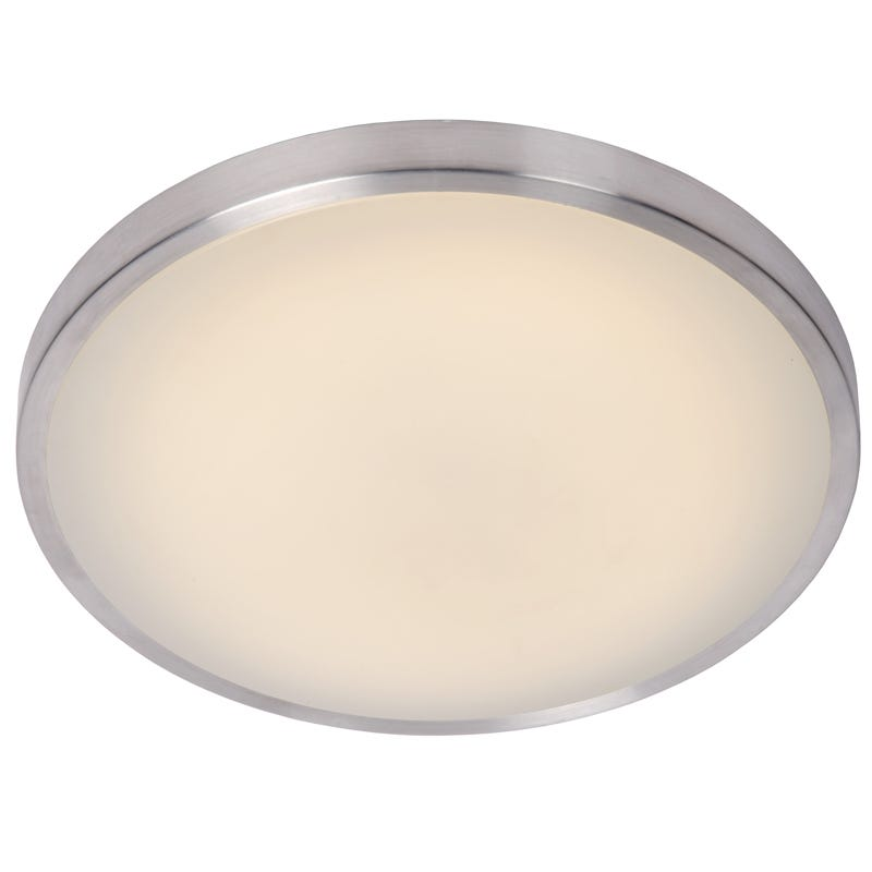 Lucide Casper 24W Warm White LED Flush Ceiling Light