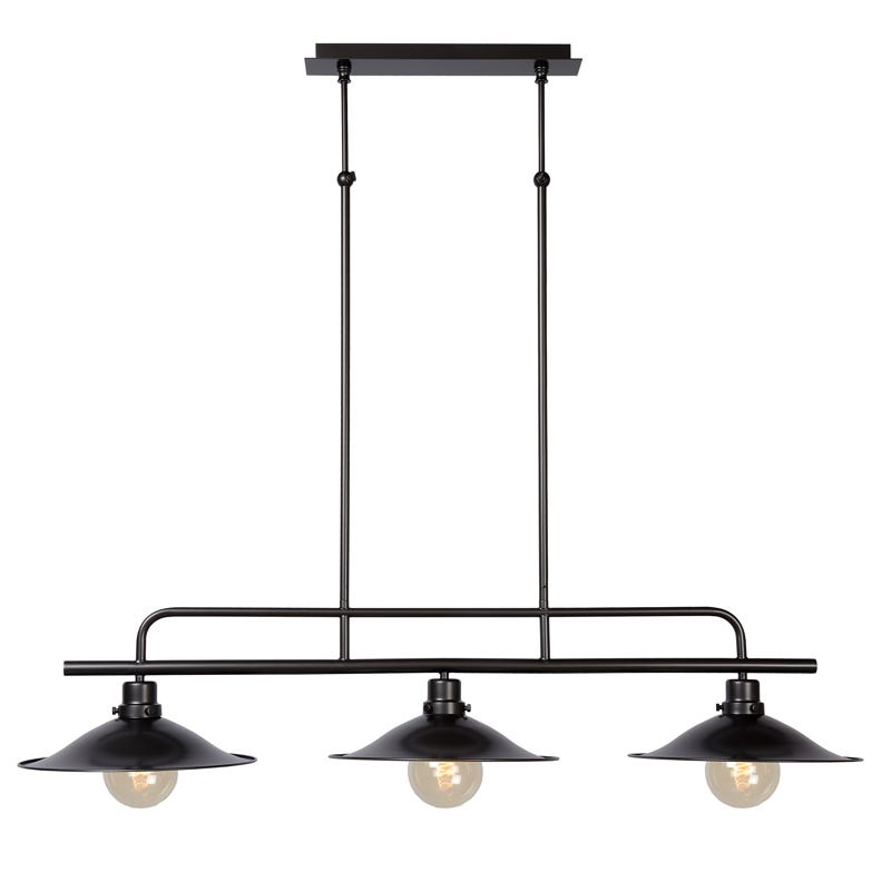 SALE On Lucide Laricum 3 Light Bar Ceiling Pendant