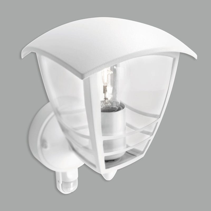 Wall Light Pir Sensor : Philips Meander Outdoor Wall Light with PIR Sensor Best Price from Lighting Direct