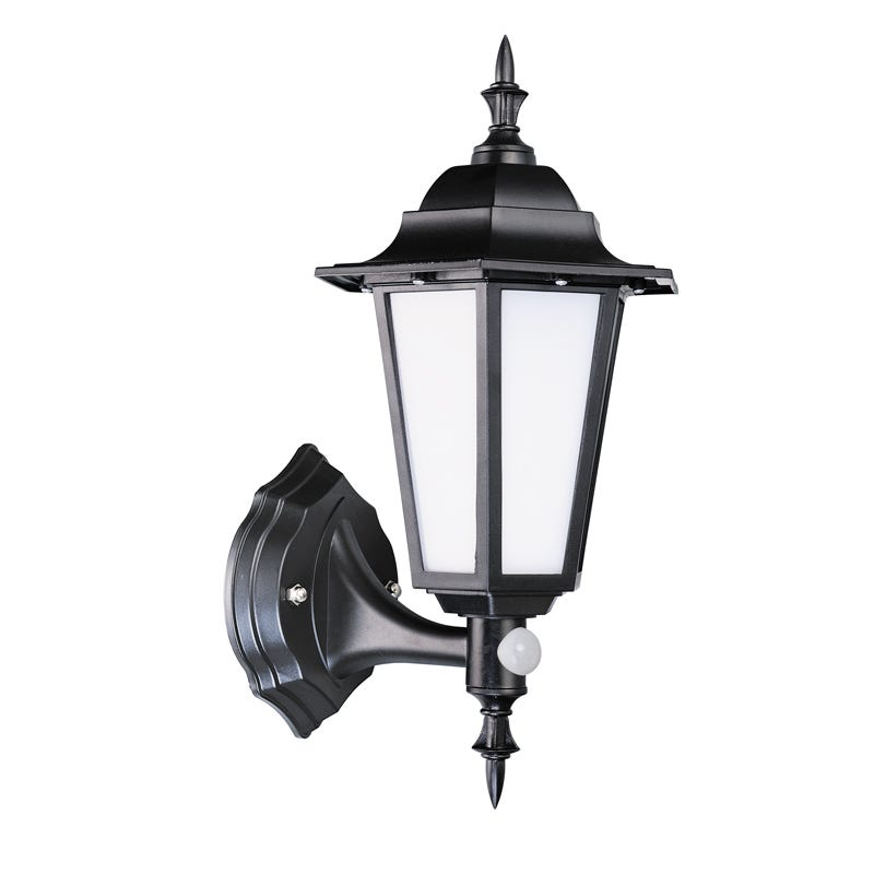 Led Outside Wall Lights With Pir : SALE on Robus LED Outdoor Coach Lantern Wall Light With PIR Sensor - Robus. Now Available our Best