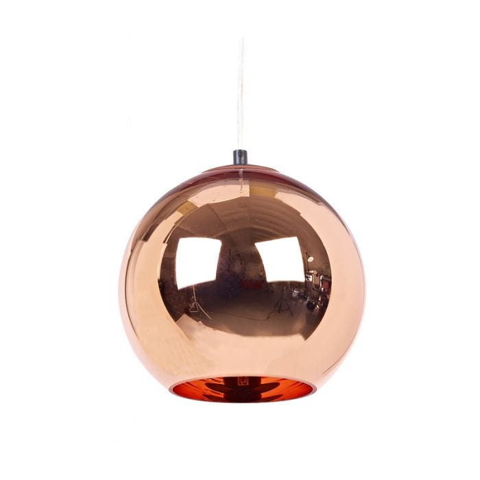 Tom Dixon Copper Ceiling Pendant Light - Pure Copper