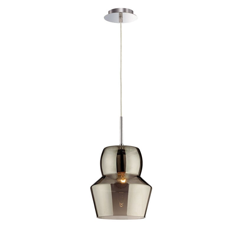 Zeno Ceiling Pendant Light - Grey