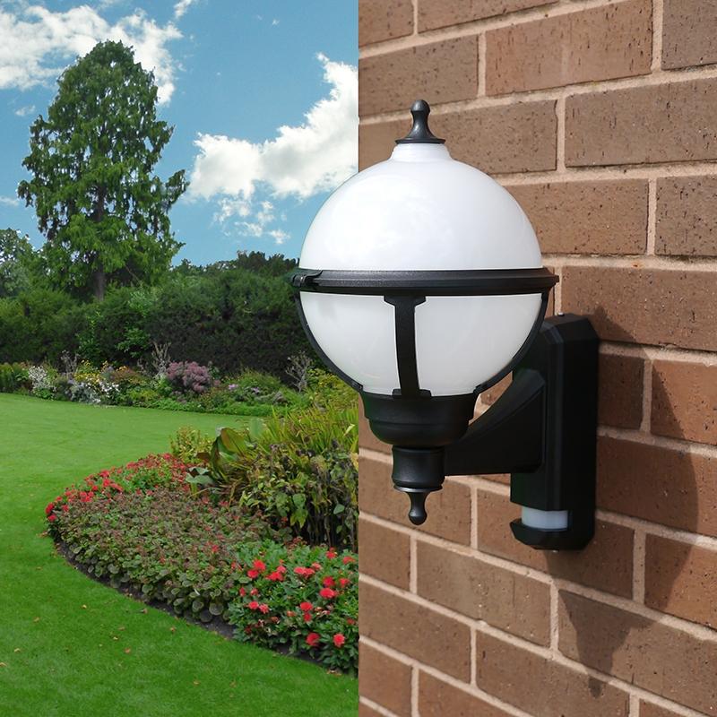 Outdoor Lighting On Sale: SALE On ASD Globe Outdoor Wall Light
