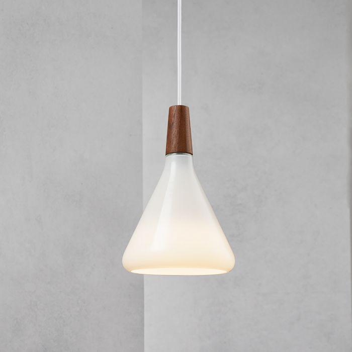 DFTP Float 18 Ceiling Pendant Light - White