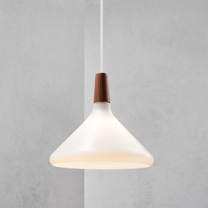 DFTP Float 27 Ceiling Pendant Light - White