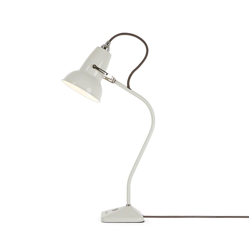 Anglepoise Original 1227 Mini Table Lamp  Linen White