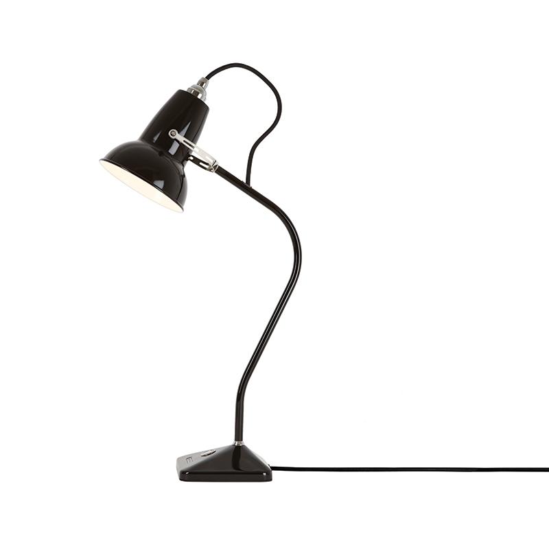 Anglepoise Original 1227 Mini Table Lamp  Jet Black