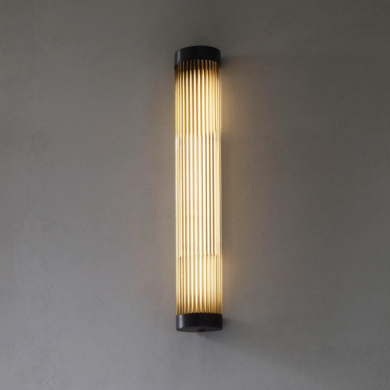 Narrow Pillar LED Wall Light, by Davey Lighting