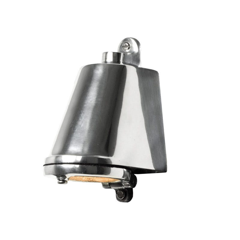 Davey Lighting Marine Mast Wall Light  Aluminium