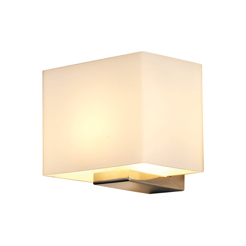 Edit Brick Glass Wall Light
