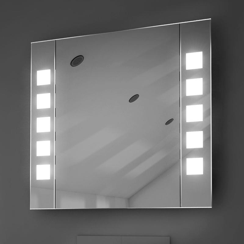 Diamond X Noble LED Illuminated Mirror Cabinet