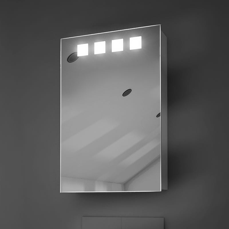 Diamond X Nova LED Illuminated Mirror Cabinet