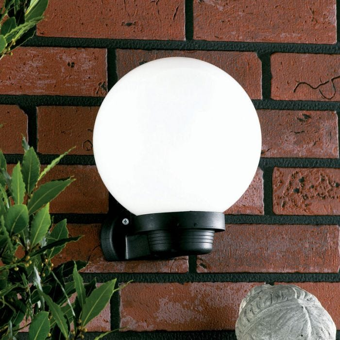 Ivela Festa Opal Outdoor Wall Light