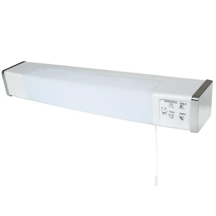 Eterna led shaver light lighting direct aloadofball Choice Image