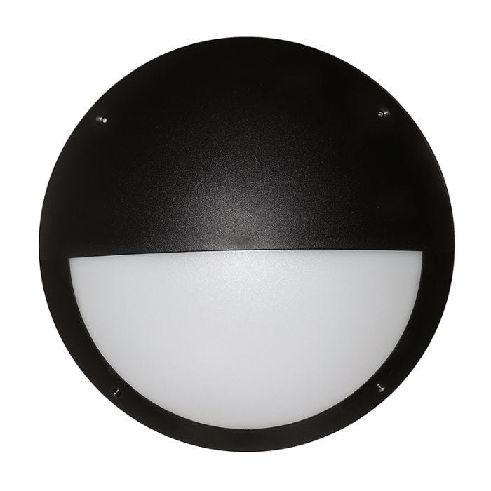 Eterna 12W LED Outdoor Wall Light - Eyelid