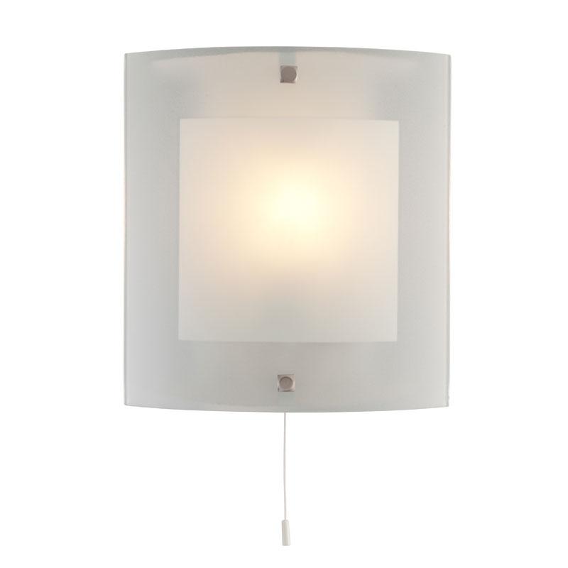 Endon Serenity Flush Wall Light