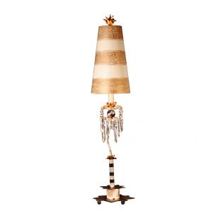 Elstead Birdland Statement Table Lamp - Black