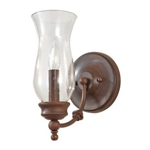 Elstead Pickering Lane Wall Light - Bronze